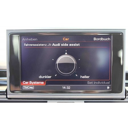 Spurwechselassistent (Audi side assist) für Audi A7 4G