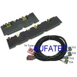 Retrofit kit TV Antenna modules A7 4G - Version 2, DAB available -