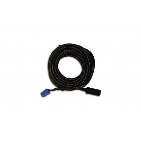 CD-wisselaar kabel Mini ISO Blue> 8-pins Universal 5m