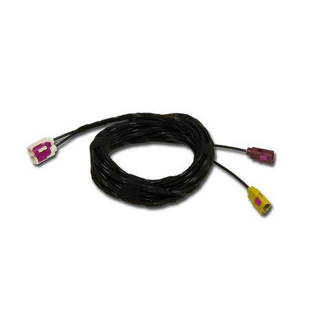 Antennenmodule + Kabelsatz Radionachrüstung für VW Golf 7 - Sportsvan