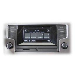 "Radio ""Composition Touch"" VW Golf 7 - Sportsvan -"