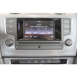 "Radio \Composition Colour"" für VW Golf 7 - Sportsvan"""""""