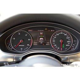 Adaptive cruise control (ACC) Audi A8 4H