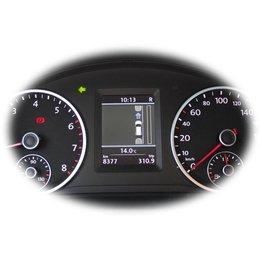 Komplett-Set Parklenkassistent für VW Tiguan 5N - PDC hinten vorhanden, Frontantrieb, ab Mj. 2016