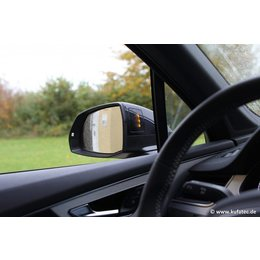Spurwechselassistent (Audi side assist) für Audi Q7 4M
