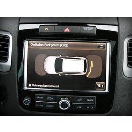 Komplett-Set Park Pilot Front + Heck inkl. OPS für VW Touareg 7P - mit Area View ab 2015