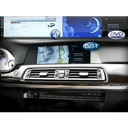 Video in Bewegung BMW, Mini & CIC CIC NBT Professionelle F-Serie - OBD