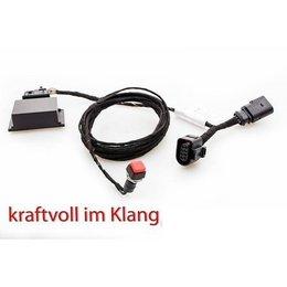 Sound Booster Pro Active Sound für Audi A4 8K, A5 8T
