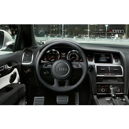 Conversion kit MMI radio to MMI navigation plus Audi Q7 4L