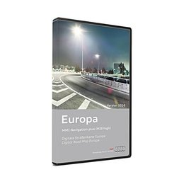 Audi MMI Navigation Plus Update (MIB high), A3, Europe 2016