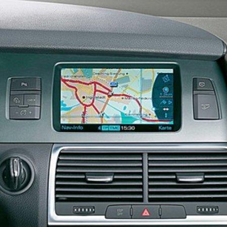 Audi Audi MMI Navigatie 2G Update, Europe 2017