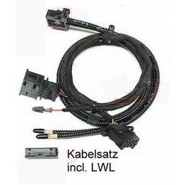 DVD Navigation - harness - Audi A6 4F - Shark antenna