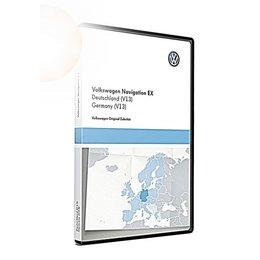 VW Navigationsupdate, RNS 300, Deutschland (V13) TPC116E1DLD