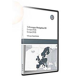 VW Navigation Update, RNS DVD, Europe (V14) TPC116VXEUR