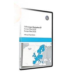 VW Navigation update, Western Europe (V13)