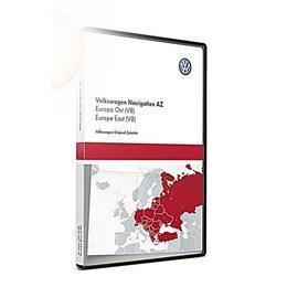 VW Navigationsupdate, Osteuropa (V8) 3AA051866AJ