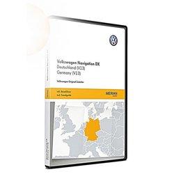 VW Navigationsupdate RNS CD, Deutschland (V13) 3B0051884LA
