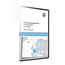 VW Navigation update, RNS 300, France (V13)
