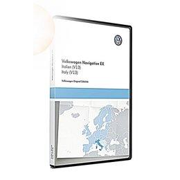 VW Navigation update, RNS 300, Italy (V13)
