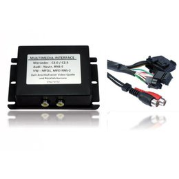 Multimedia Interface for COMAND 2.0 / COMAND APS220 incl. Video release