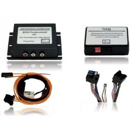 Multimedia Interface for BMW iDrive Professional (CCC) navigation incl. Video release
