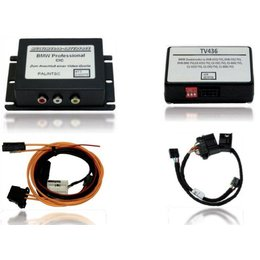 Multimedia Interface for BMW E65 iDrive Professional Navigation incl. Video release