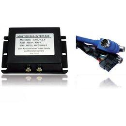 Multimedia Interface for Audi, VW, Skoda, Seat - Navi Plus / MFD1
