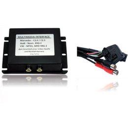 Multimedia Interface for VW, Skoda, Seat - RNS2 / Nexus