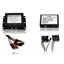 Multimedia Interface für VW, Škoda, Seat -  RNS510 / Columbus / Trinax inkl. Video Freischaltung