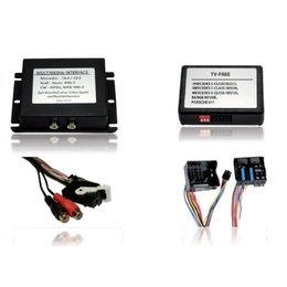 Multimedia Interface for VW - RNS810 including video release.