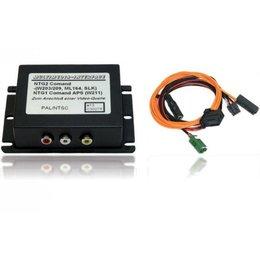 Multimedia Interface für COMAND NTG1 / NTG2