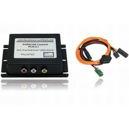 Multimedia Interface for PCM2.1 system (Cayenne)