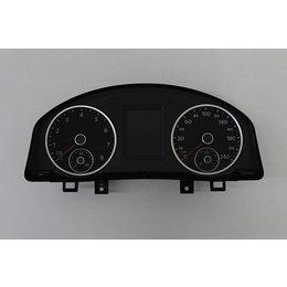 VW Tiguan 5N Instumentenpaneel KM teller kleuren display 5N0920873B