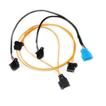 Audio Interface für Audi MMI 2G High - USB - Klinke AUX neu AMI