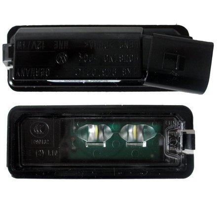 2x Original VW LED-indicator licht Golf Polo Scirocco 1K8943021C
