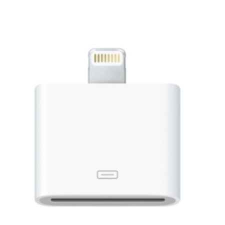 Apple iPhone 5 en 6  originele adapter 32 pins naar 8-pins dockconnector-naar Lightning