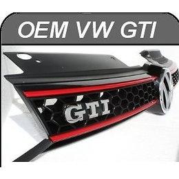 Volkswagen Grill  Golf VI GTI 5K0 853 653 N
