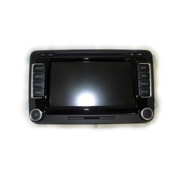 Volkswagen Navigationssystem RNS 510 1T0035680D - LED
