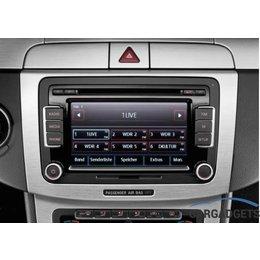 Volkswagen Radio CD  Passat B6 B7 CC Tiguan 3C8 035 195