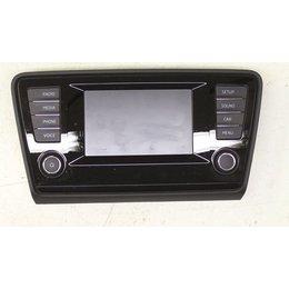 Skoda Display scherm Monitor  Octavia III 5E0 919 605 B
