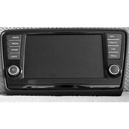 Skoda Display scherm Monitor  Superb III Octavia III 5E0 919 606