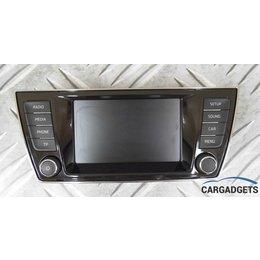 Skoda Display-Screen-Monitor  Fabia III 6V0 919 604