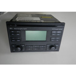 Ford Radio CD Navigation  Galaxy MK2 7M5 035 191A