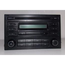 Volkswagen Radio CD RCD200  T5 7H0 035 152 H