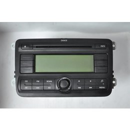 Skoda Radio CD  Dance Fabia 5J0035161