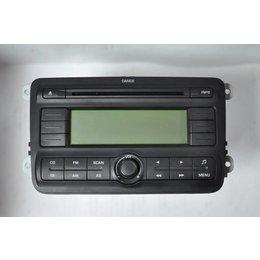 Skoda Radio-CD  Fabia 5J0035161
