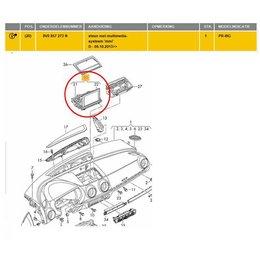 Audi A3 S3 MULTIMEDIACARD 8V0 857 273 M