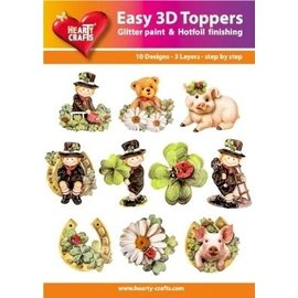 Hearty Crafts 3D-Topper HC8694