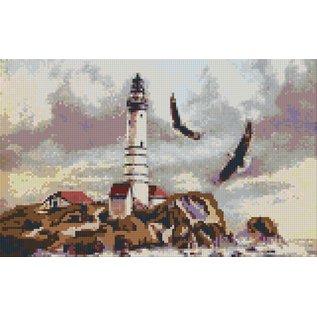 Pixel Hobby PixelHobby Leuchtturm - 8 Blatt