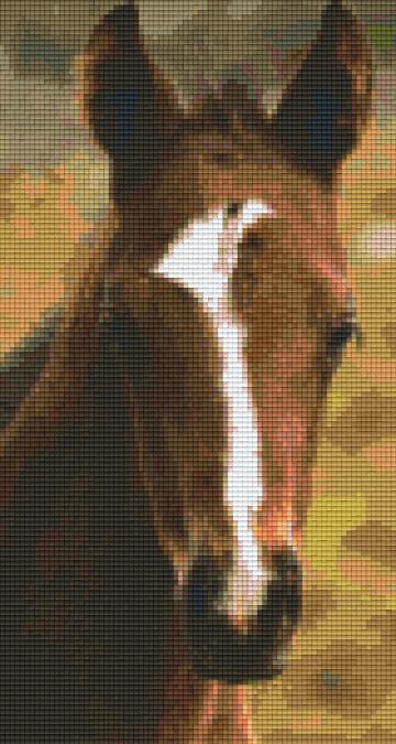 Pixel Hobby Pixelhobby Tête De Cheval 6 Records